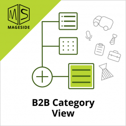 B2B Category View