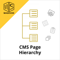 CMS Page Hierarchy