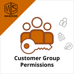 Customer Group Permissions