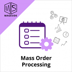 Mass Order Processing