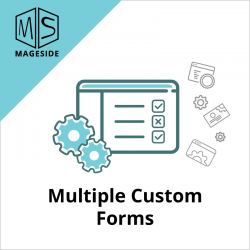Multiple Custom Forms