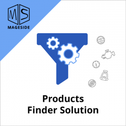 Products Finder Solution