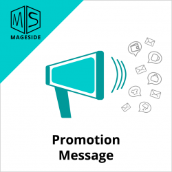 Promotion Message