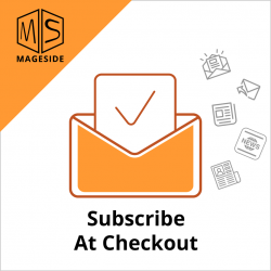Subscribe to Newsletters at Checkout