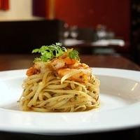 shrims pasta