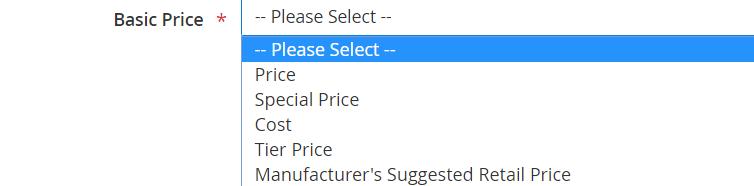 Basic price