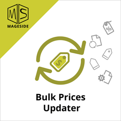 Bulk Prices Updater extension icon