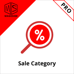 Sale Category Pro extension icon