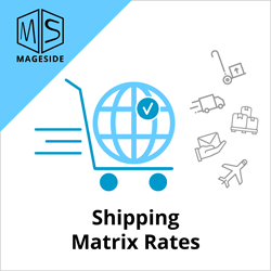 Shipping Matrix Rates extension icon