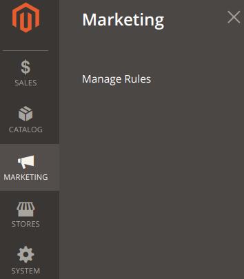 5.Manage rule